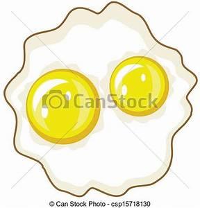 Scrambled Eggs Vector - Instant Download - csp15718130