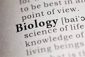 Biology Vocabulary  Understanding Common Terms