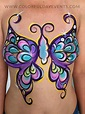 Fantasy Fest Body Painting   Orlando Face Painting ...