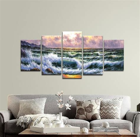 panels canvas art work  abstract oil paintings