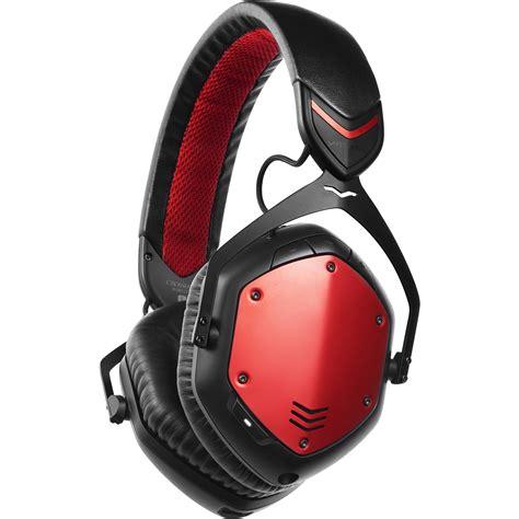 V-MODA Crossfade Wireless Headphones (Rouge) XFBT-ROUGE B&H