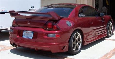 2000 Mitsubishi Eclipse Spoiler by Mitsubishi Eclipse 2000 2001 2002 2003 2004 2005 Blitz