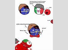 ItaloGreco War WW2 Countryballs