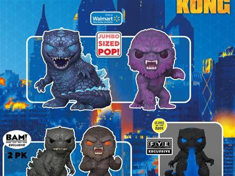 Comes with 3 pairs of optional hands and an optional head! Funko Pop De Godzilla Vs Kong Mechagodzilla / Godzilla Vs ...
