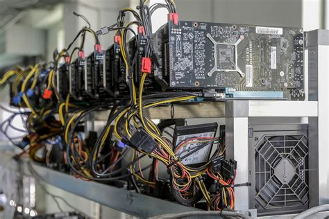 Bitcoin Equipment by Crypto Farm Hosting 6000 Equipment Shut For Not