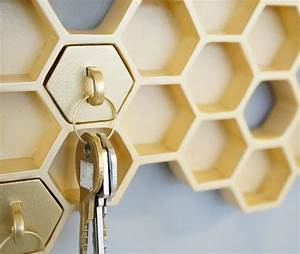Boite à Clef : honey repenser la boite clefs blog esprit design ~ Teatrodelosmanantiales.com Idées de Décoration