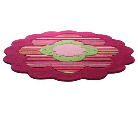 tapis pour chambre de fille tapis pour chambre de fille flower shapes par esprit home
