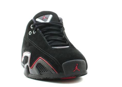 Air Jordan 21 Og Low Red Black Silver Varsity Metallic