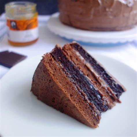 Sacher Torte - A Dash of Ginger