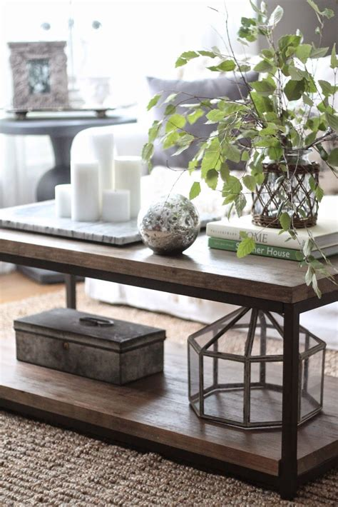 Decorating Ideas For Living Room Coffee Tables by 3 Ways To Style A Coffee Table My Home
