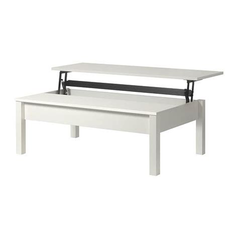 trulstorp table basse ikea rangement pratique dans la table d 233 co ikea tables