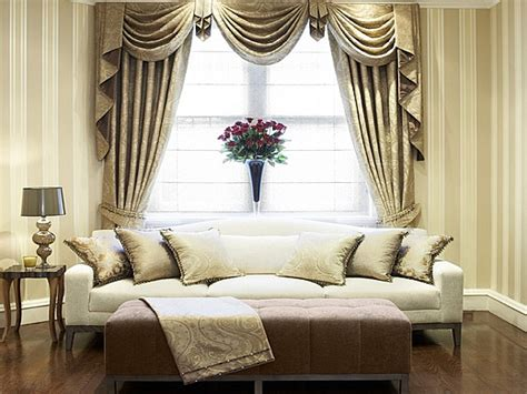 Living Room Curtains Designs 2017
