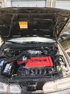 92 U2019 Manual Acura Integra Rs Esquimalt  U0026 View Royal  Victoria
