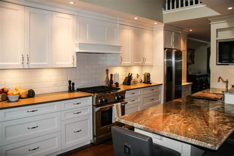 Traditional Galley Style Kitchen Woodecor Quality