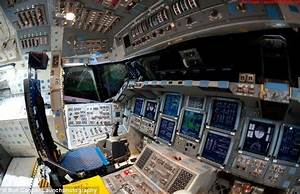 Space Shuttle Cockpit Reentry - Pics about space