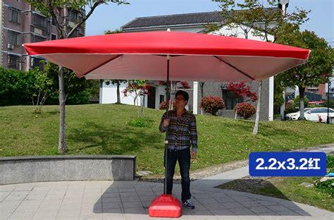 large sun umbrellas advertising umbrella patio outdoor