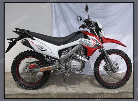 New Style Chinese Cheap 200cc Motorcycles 200cc Dirt Bike