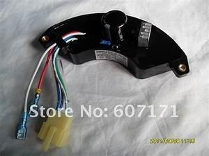5kw 6 5kw Honda Quality Generator Avr  Ec6500 Elemax Sawafuji Automatic Voltage Regulator