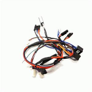 Npl2 Wiring Harness Patrol H  Police Fuphp0958