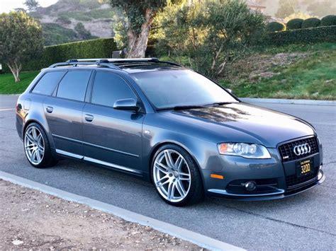 2007 Audi A4 by 2007 Audi A4 Avant 3 2 Quattro For Sale On Bat Auctions