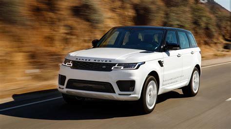 2019 Range Rover Sport by 2019 Land Rover Range Rover Sport Museautosport