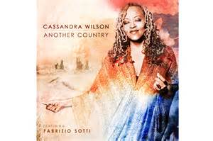Album Review Cassandra Wilson, Another Country