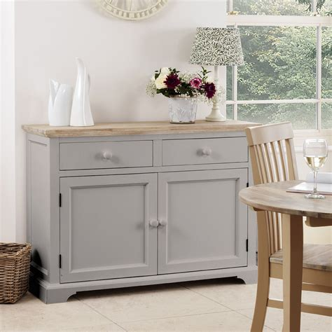 Kitchen Buffet Sideboard by Florence Dove Grey Sideboard Large Kitchen Cupboard With