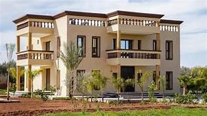 Maison Au Maroc : la maison entre les rochers ~ Dallasstarsshop.com Idées de Décoration