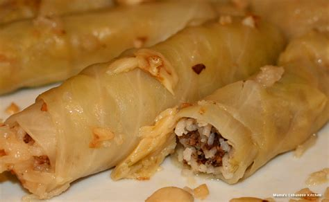 stuffed cabbage rolls stuffed cabbage rolls with meat and rice malfouf recipe
