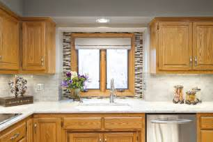 fantastic painting oak cabinets before and after decorating ideas images in kitchen eclectic