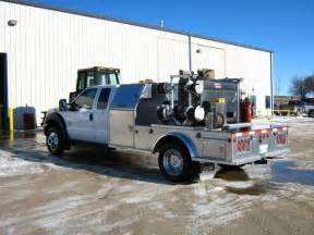 Welding Rig Trucks