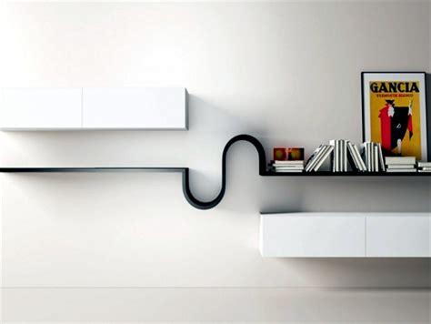 minimalist wall shelf design wave  novamobili interior design ideas ofdesign
