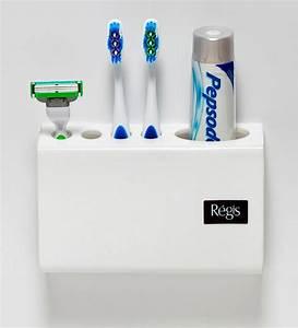 Regis Toothbrush Holder Stand by Regis Online - Toothbrush