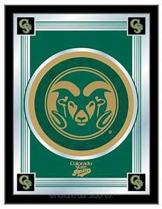 Colorado State University Mirror 100% made in USA