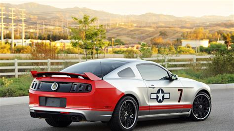 Buy or renew your ford mustang car insurance online from digit. Ford Red Tails Mustang Photo Gallery | Autoblog