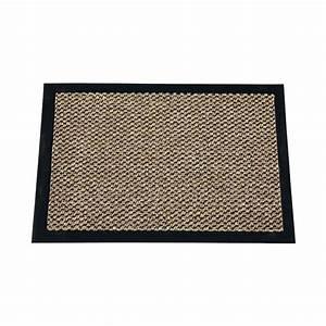 tapis anti poussiere cahors 80120 cm With tapis anti poussière