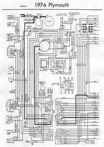 1973 Plymouth Cuda Wiring Diagram
