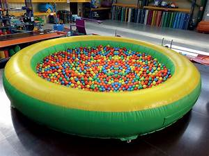 Jeux Gonflable Pour Piscine : piscine gonflable pour mettre des boules pour les enfants ~ Dailycaller-alerts.com Idées de Décoration