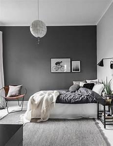 Schlafzimmer Von Ikea : schlafzimmer grau eine lampe stuhl decke bilder aus ikea grauer teppich originelle ~ Sanjose-hotels-ca.com Haus und Dekorationen