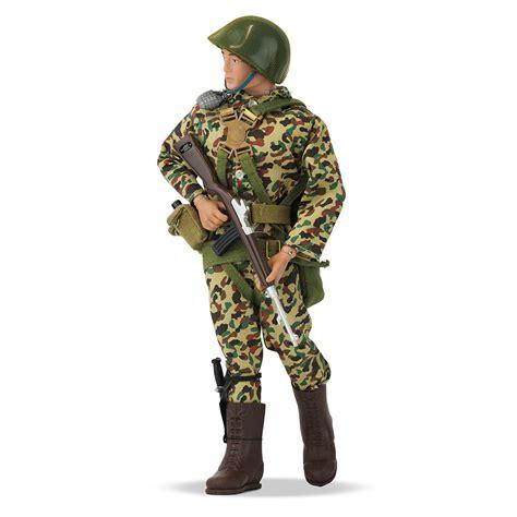 paratrooper  anniversary action man dossier