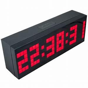 Led Uhr Wand : jumbo wecker beurteilungen online einkaufen jumbo wecker beurteilungen auf ~ Whattoseeinmadrid.com Haus und Dekorationen
