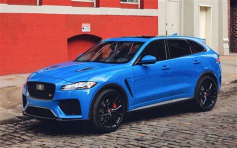 comparison jaguar  pace svr   lincoln