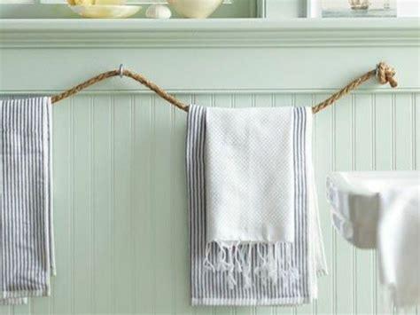 salle de bains inspirations pour fabriquer votre porte serviettes modesettravaux fr