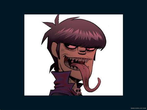 Gorillaz Images Murdoc Hd Wallpaper And Background Photos