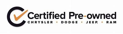 Certified Owned Pre Chrysler Jeep Dodge Vehicle