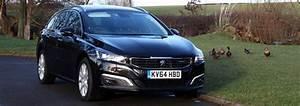 Peugeot 508 Break : 2015 peugeot 508 sw real world review carwow ~ Gottalentnigeria.com Avis de Voitures