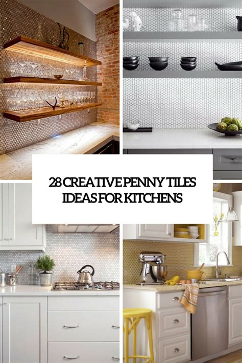 tiles for kitchens ideas 28 creative tiles ideas for kitchens digsdigs