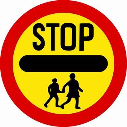 Signs Road Warning Sign Children Printable Singapore