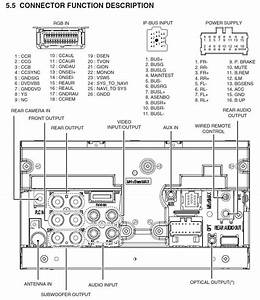 Pioneer Avh X2500bt Wiring Diagram  U2013 Car Speakers  Audio System