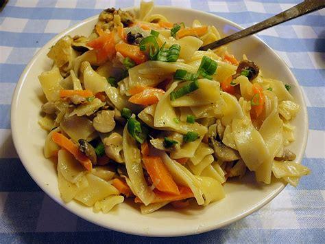 Luckies Rezepte & Leckereien: Vegetarische Spätzlepfanne